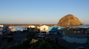 Early morning in Morro Bay
