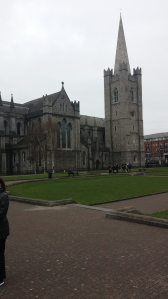 St. Patrick's Cathedral, Dublin, Ireland.