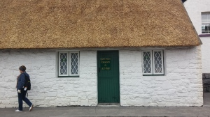 The Quiet Man Museum, replicated to resemble the actual cottage.