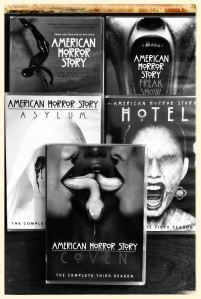 American Horror Story, seasons 1-5