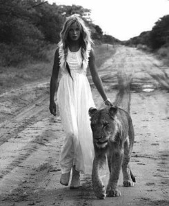 So, there\'s this Woman & Lioness post going around…… – J. J. ...